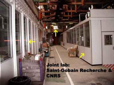 figure 2 joint lab saint gobain recherche cnrs. Black Bedroom Furniture Sets. Home Design Ideas